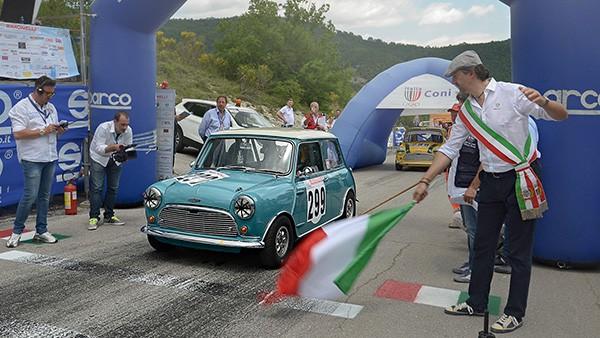 gara auto storiche trofeo scarfiotti