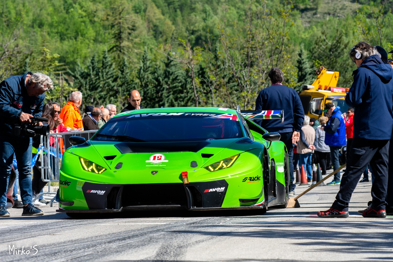 gara auto moderne trofeo scarfiotti